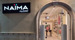 Naïma AllScent cresce di 11 punti vendita