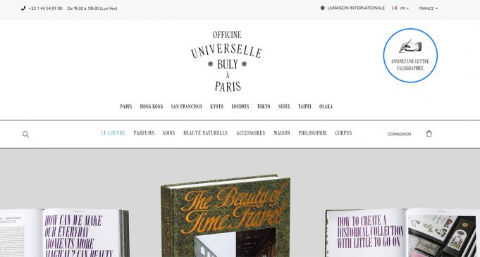 LVMH acquista Officine Universelle Buly 1803